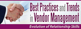 Best Practices and Trends in Vendor Management